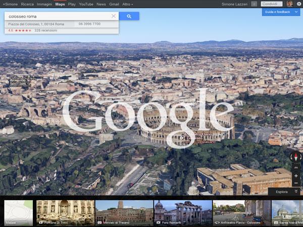 Nuovo Google Maps