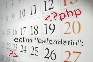 Calendario dinamico in php